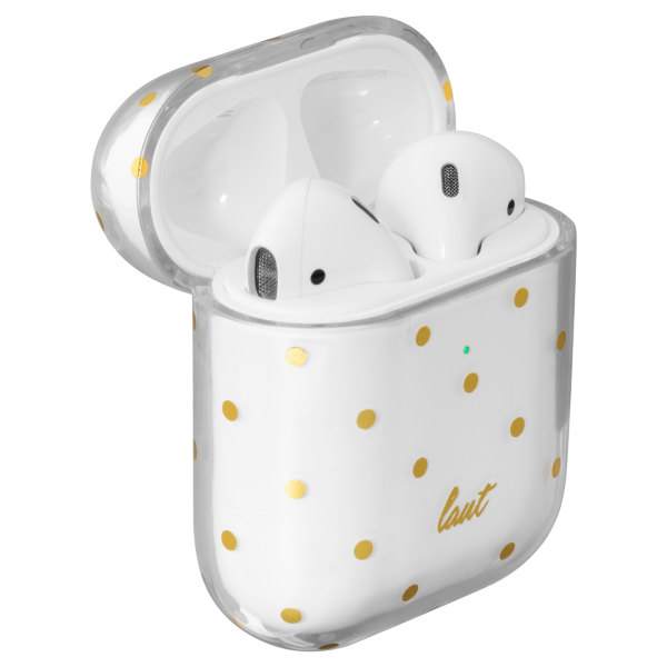 LAUT Dotty AirPods Case - Crystal
