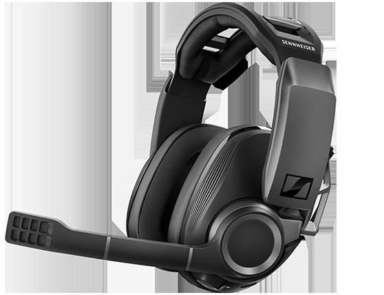 Sennheiser GSP 670 Wireless Gaming Headset (PC / PS4) (Fyndvara - Klass 1)