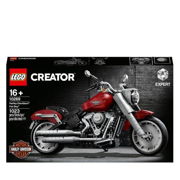 LEGO Creator Expert Harley Davidson Fat Boy 10269