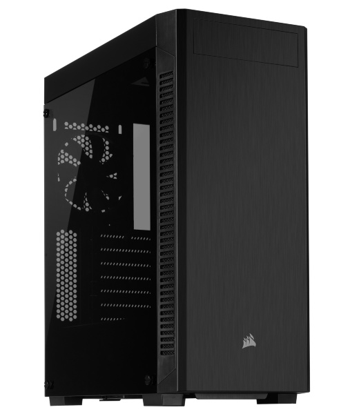 Corsair 110R Tempered Glass Mid-Tower ATX