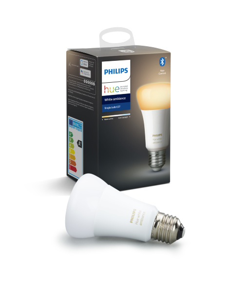 Philips Hue Ambiance E27 BT / 8.5W / 1-pack