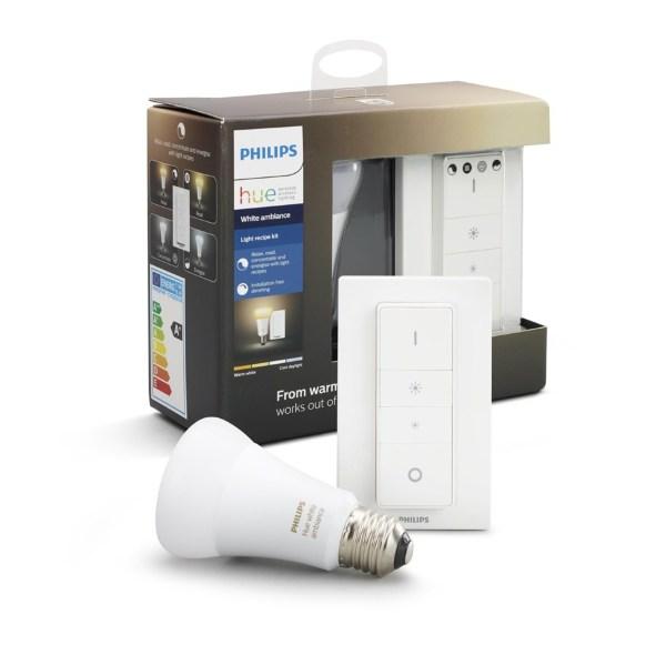 Philips Hue Ambiance E27 BT - Light Recipe Kit