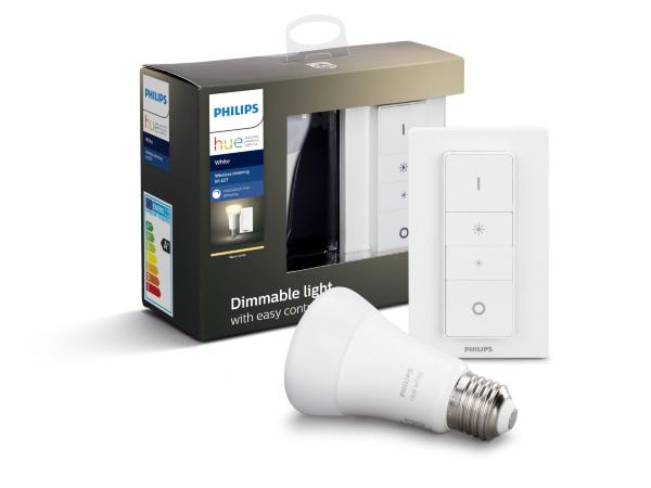 Philips Hue White E27 BT – Dimming Kit