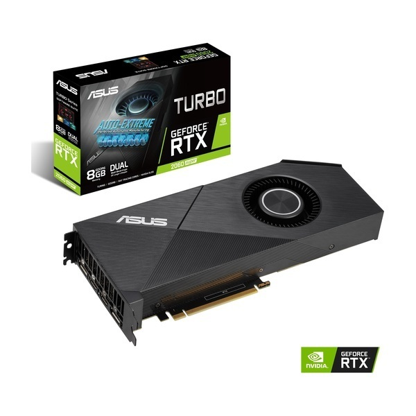 ASUS GeForce RTX 2060 SUPER 8GB Turbo Evo