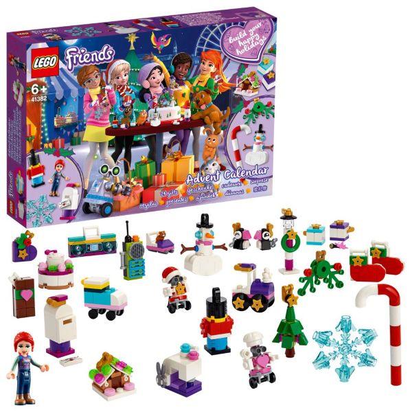 LEGO Friends Adventskalender 41382