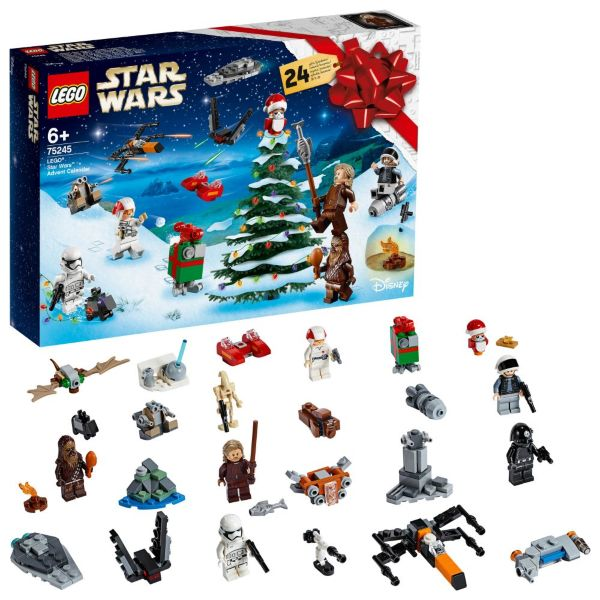 LEGO Star Wars Adventskalender 75245