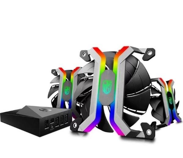 DEEPCOOL MF 120 / A-RGB / 3-pack - Startkit