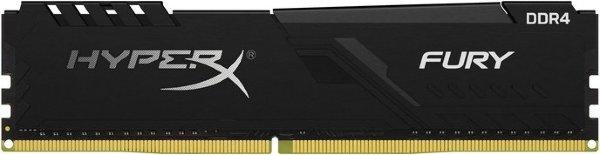 Kingston Fury Black 8GB (1x8GB) / 3466MHz / DDR4 / CL16 / HX434C16FB3/8