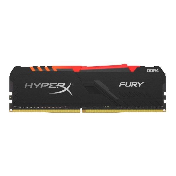 Kingston Fury RGB 8GB (1x8GB) / 3466MHz / DDR4 / CL16 / HX434C16FB3A/8