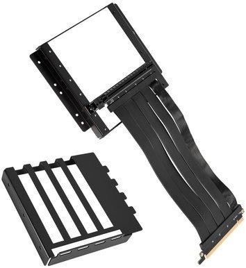 Lian Li O11D-1 Riser Card Kabel + PCI-Slot - svart