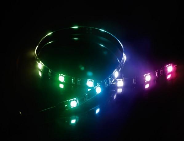 Akasa Vegas / RGB / 15 LED - 50cm