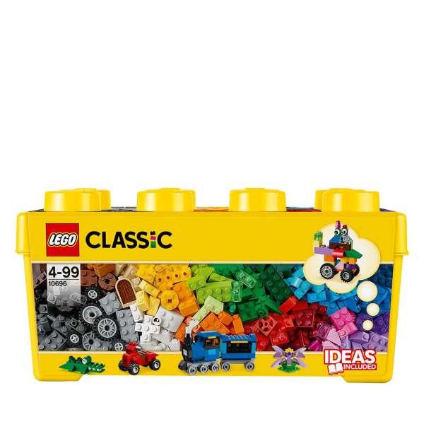LEGO Classic Fantasiklosslåda mellan 10696