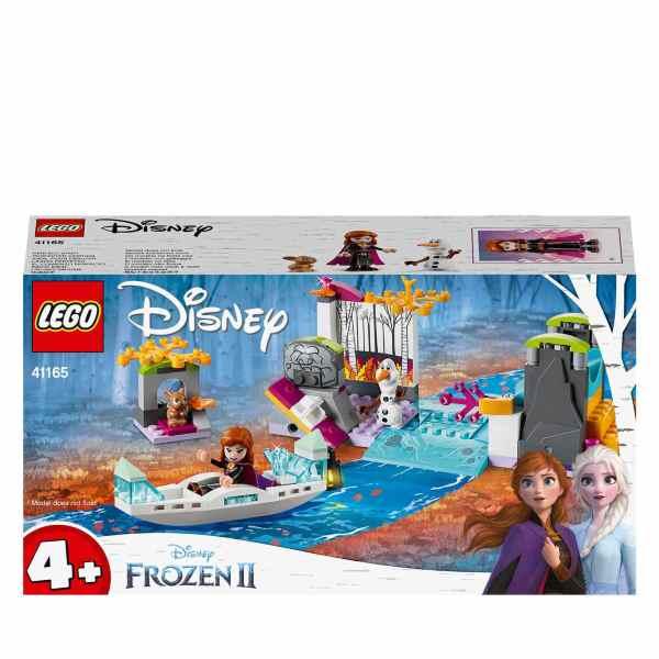 LEGO Annas kanotexpedition 41165
