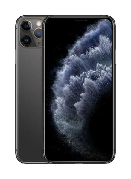Apple iPhone 11 Pro Max / 64GB – Rymdgrå