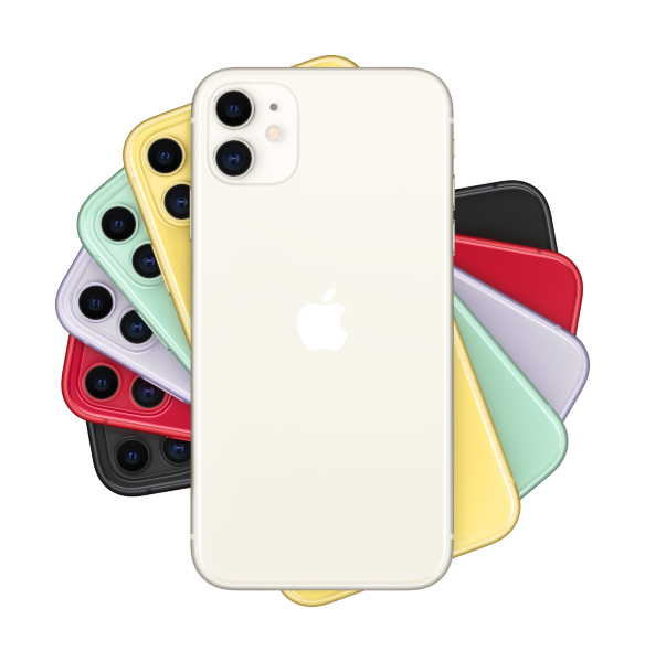 Apple iPhone 11 / 128GB – Vit