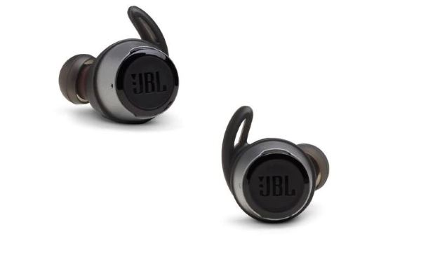 JBL Reflect Flow true-wireless Hörlurar – Svart