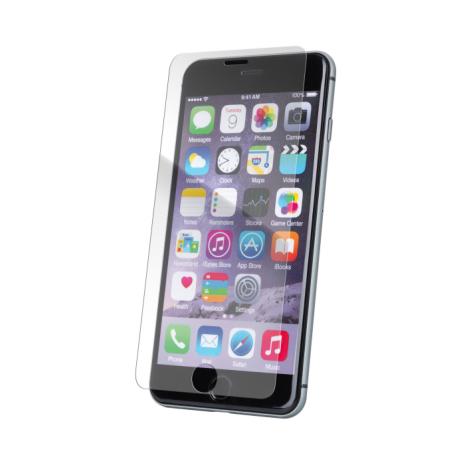 iPhone 6+/6S+/7+/8+ / XQISIT Tough Glass CF – Clear
