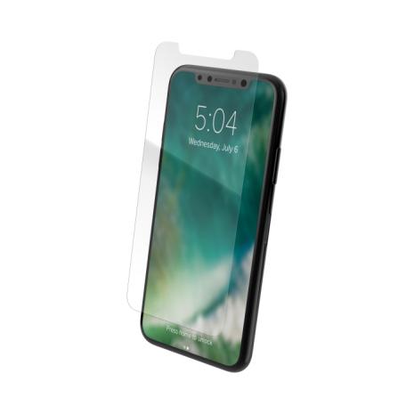 iPhone XS Max / XQISIT Tough Glass CF – Clear