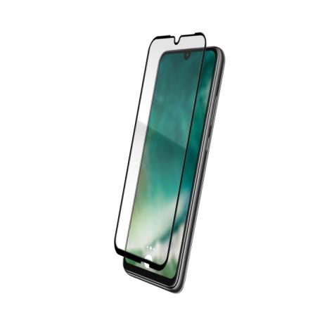 Huawei P Smart 2019 / XQISIT Tough Glass CF - Black