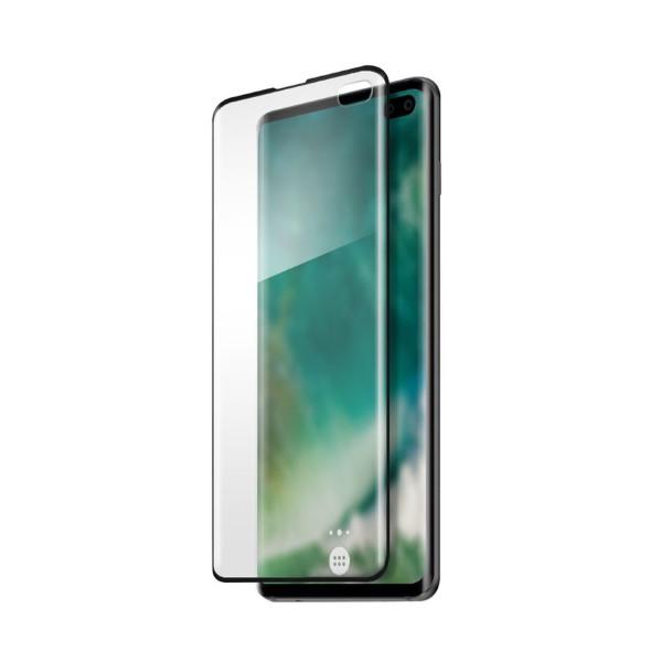Huawei P30 Lite / XQISIT Tough Glass CF - Clear