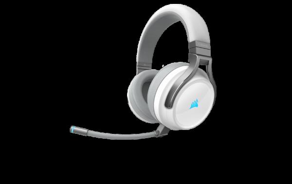 Corsair Gaming Virtuoso RGB Wireless Headset 7.1 – Vit