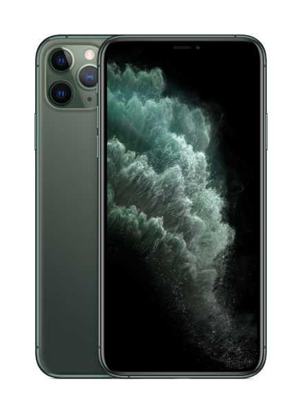 Apple iPhone 11 Pro Max / 256GB – Midnattsgrön