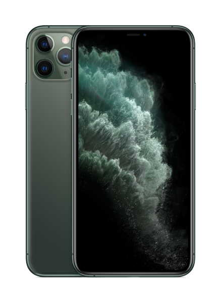 Apple iPhone 11 Pro Max / 64GB – Midnattsgrön