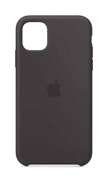 iPhone 11 / Apple / Silicone Case - Svart