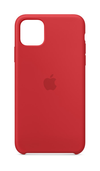 iPhone 11 Pro Max / Apple / Silicone Case – (PRODUCT)RED