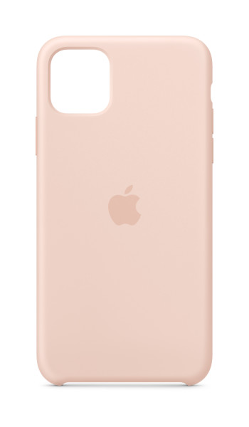 iPhone 11 Pro Max / Apple / Silicone Case - Pink Sand