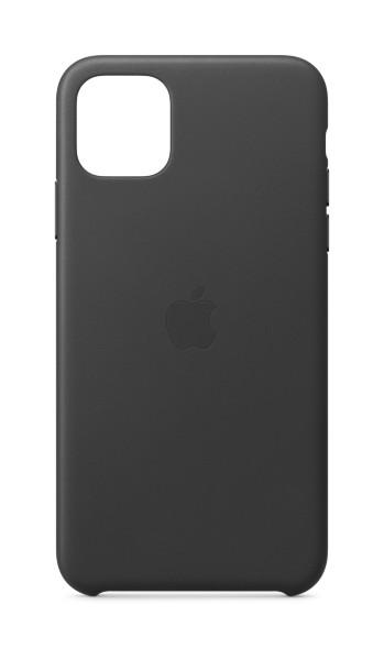 iPhone 11 Pro Max / Apple / Leather Case - Svart