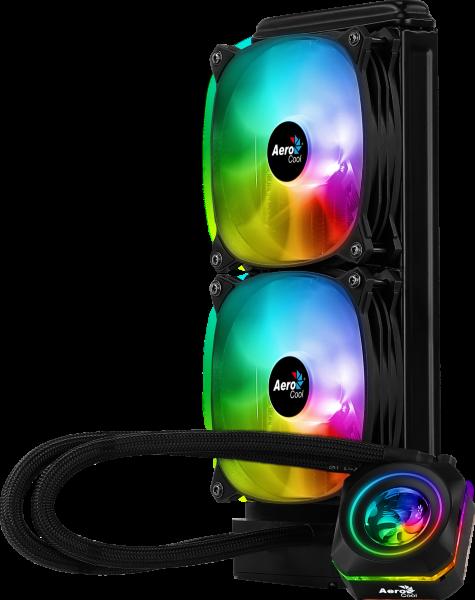 Aerocool Pulse L240 F / A-RGB / 240mm