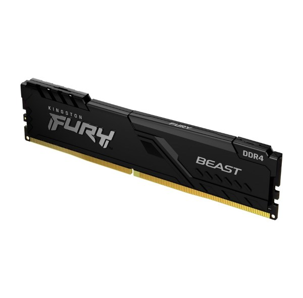 HyperX Fury Black 4GB (1x4GB) / 3200MHz / DDR4 / CL16 / HX432C16FB3/4