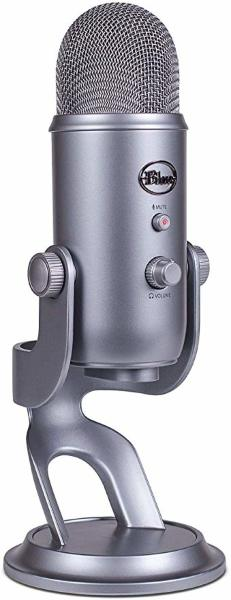 Blue Microphones Yeti USB - Space Gray
