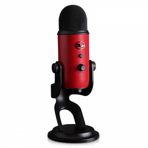 Blue Microphones Yeti USB - Satin Red