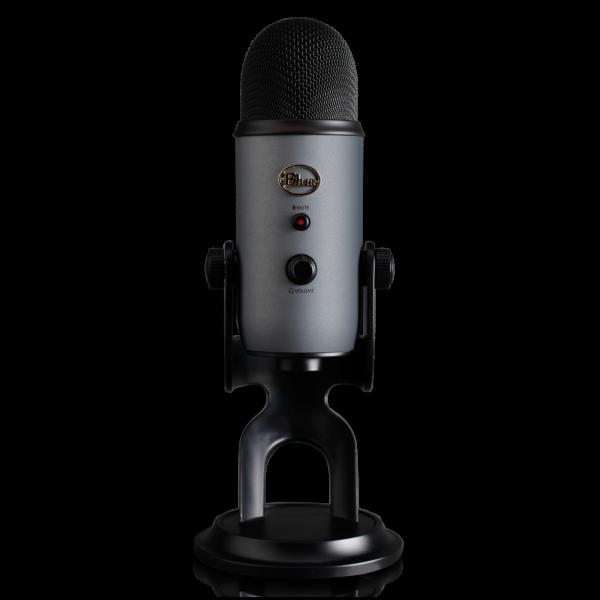 Blue Microphones Yeti USB - Slate