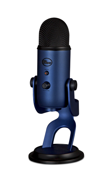 Blue Microphones Yeti USB - Midnight Blue