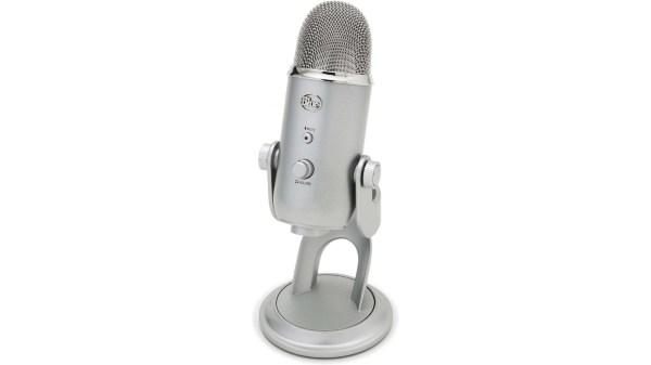 Blue Microphones Yeti USB - Silver