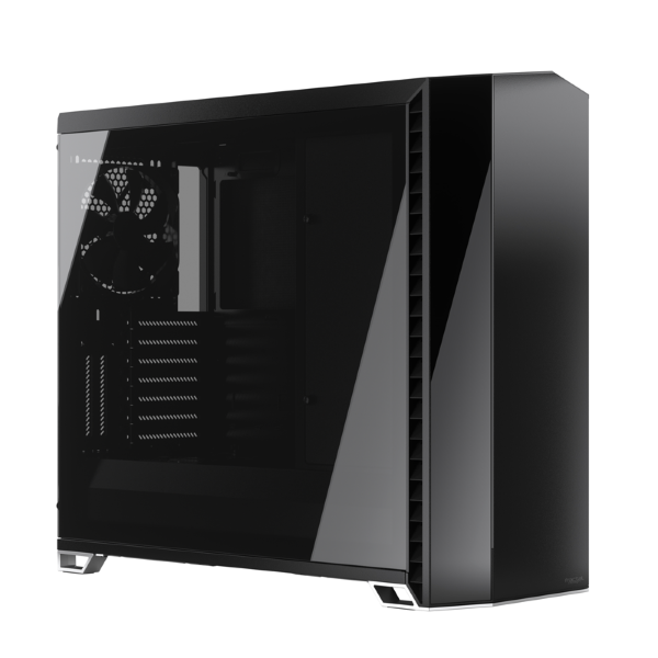 Fractal Design Vector RS / A-RGB / Dark Tempered Glass - Svart