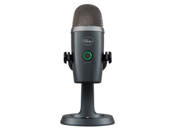 Blue Microphones Yeti Nano - Shadow Gray
