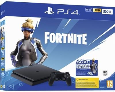 Playstation 4 500GB Fortnite Bundle