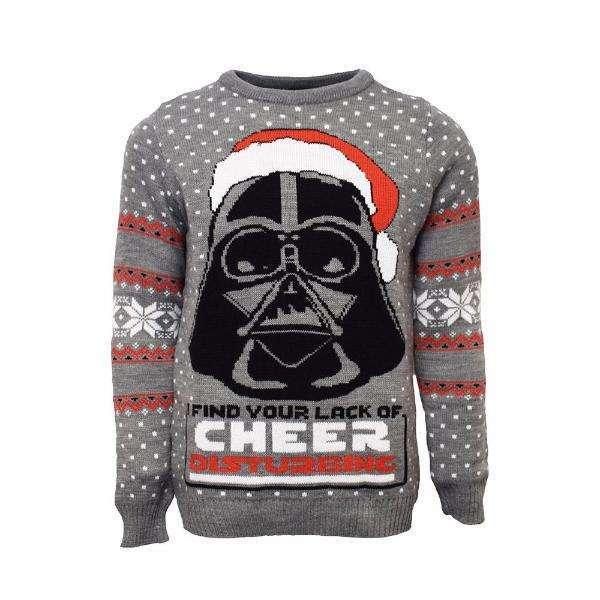Jultröja - Star Wars Darth Vader Jumper (L)