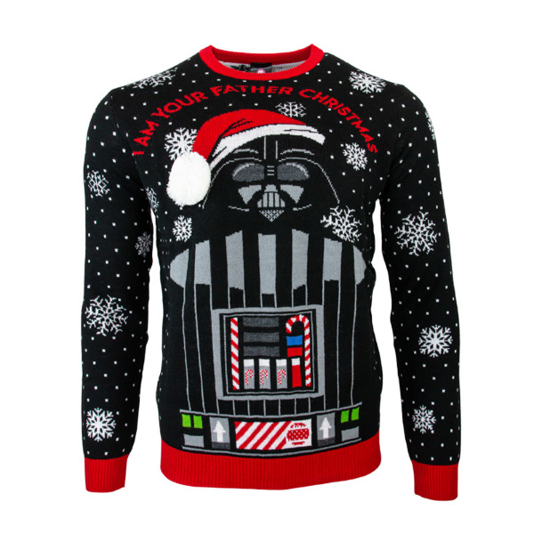 Jultröja - Star Wars I Am Your Father Jumper (M)