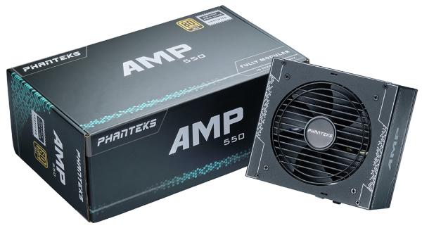 Phanteks AMP / 550W / 80+ Gold