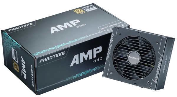 Phanteks AMP / 650W / 80+ Gold