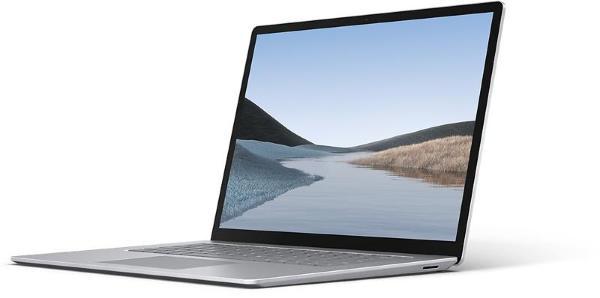 Microsoft Surface Laptop 3 / 15 / Touch / R5-3500U / 8GB / 128GB SSD / Vega 8 / Win 10 – Platina