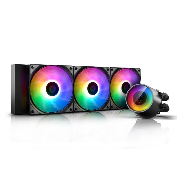 Deepcool Castle 360 RGB V2 / A-RGB / 360mm