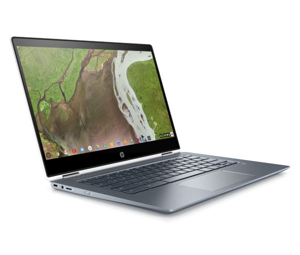 HP Chromebook x360 14 14-da0001no