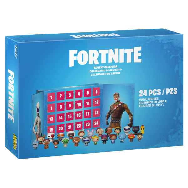Funko Pop! Fortnite Adventskalender