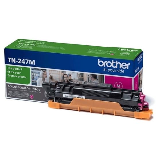 Brother TN247M Magenta – 2300 sidor